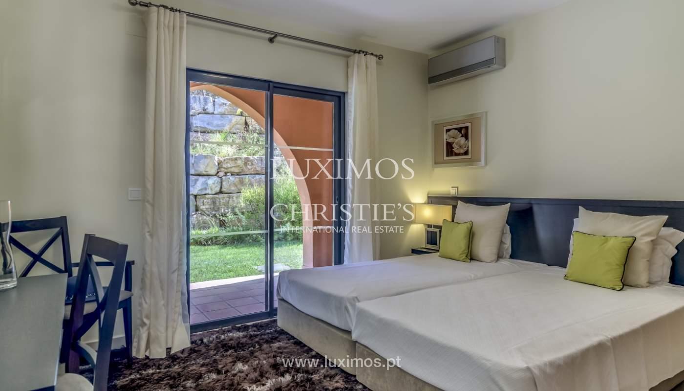 Sale of contemporary apartment in exclusive Golf Resort, Algarve._133607