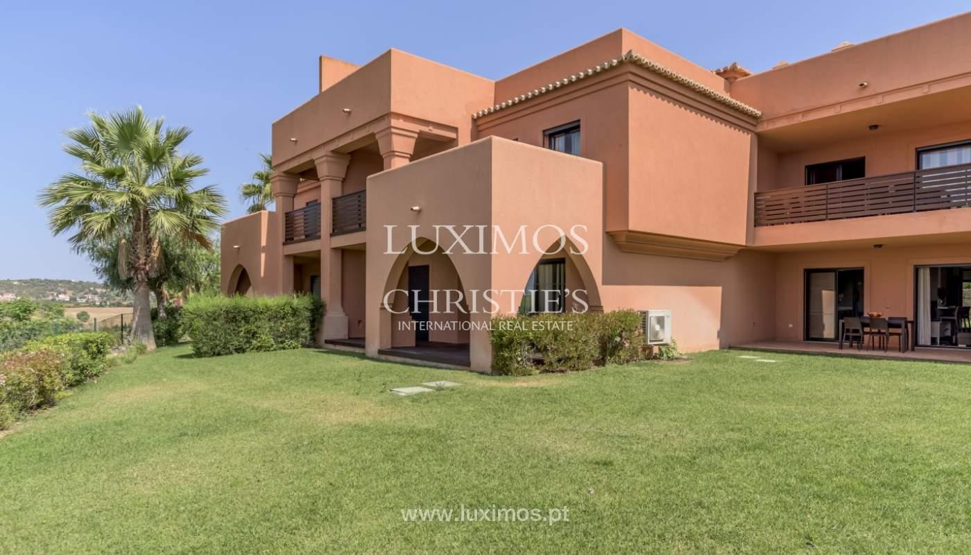 Sale of contemporary apartment in exclusive Golf Resort, Algarve._133611