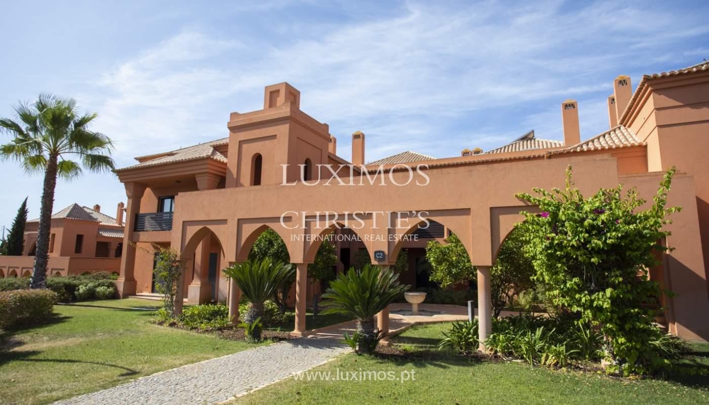 Sale of contemporary apartment in exclusive Golf Resort, Algarve._133613