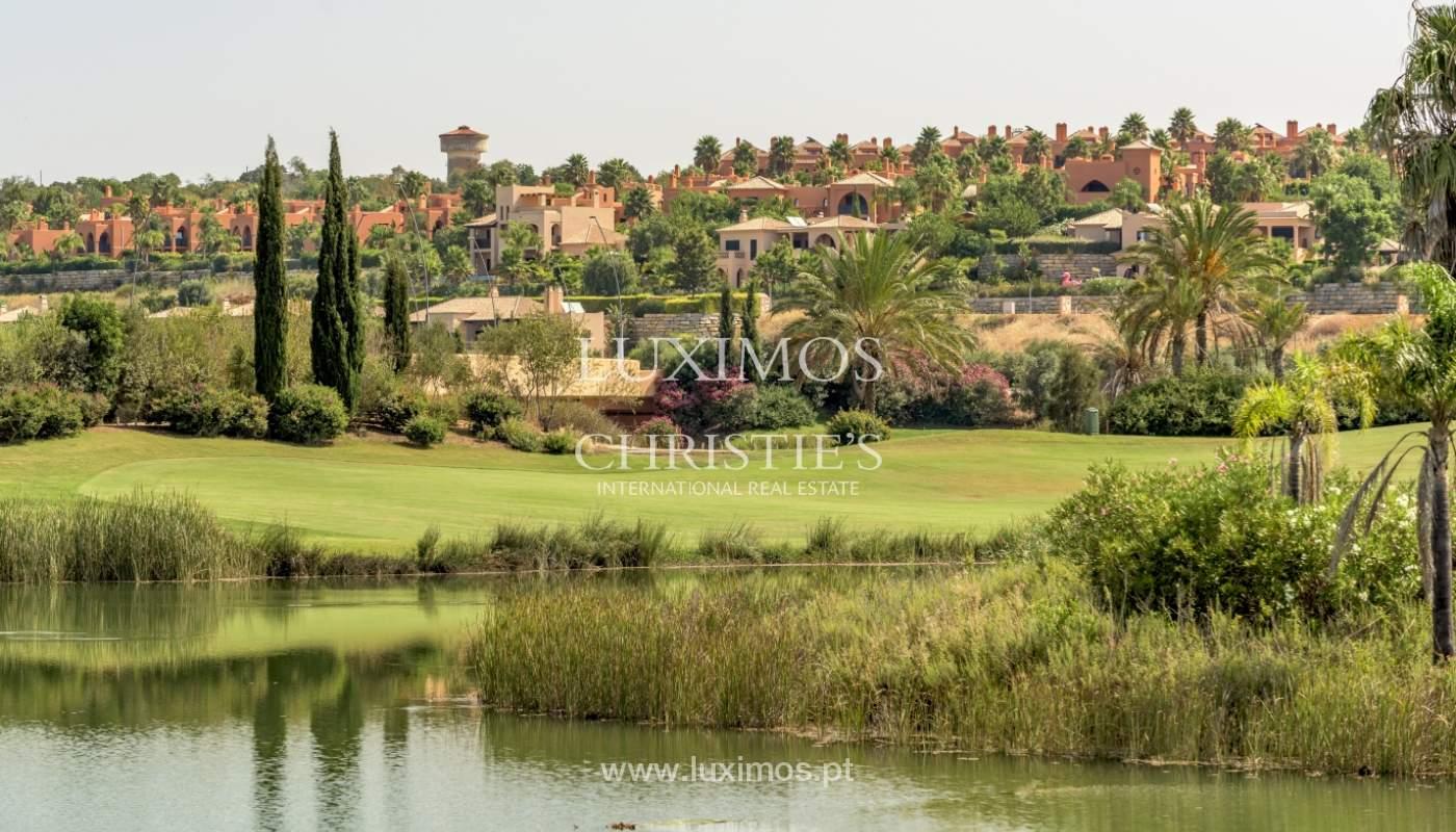 Sale of contemporary apartment in exclusive Golf Resort, Algarve._133614