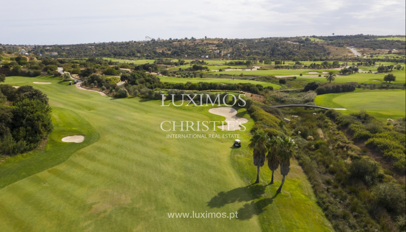 Sale of contemporary apartment in exclusive Golf Resort, Algarve._133615