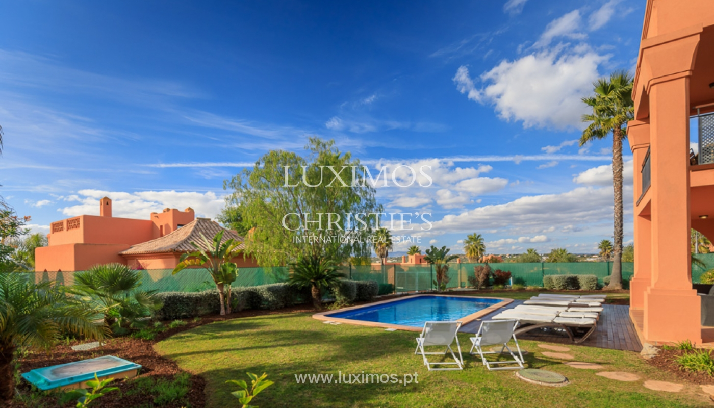 Sale of detached villa with private pool in Central Algarve, Portugal_133661