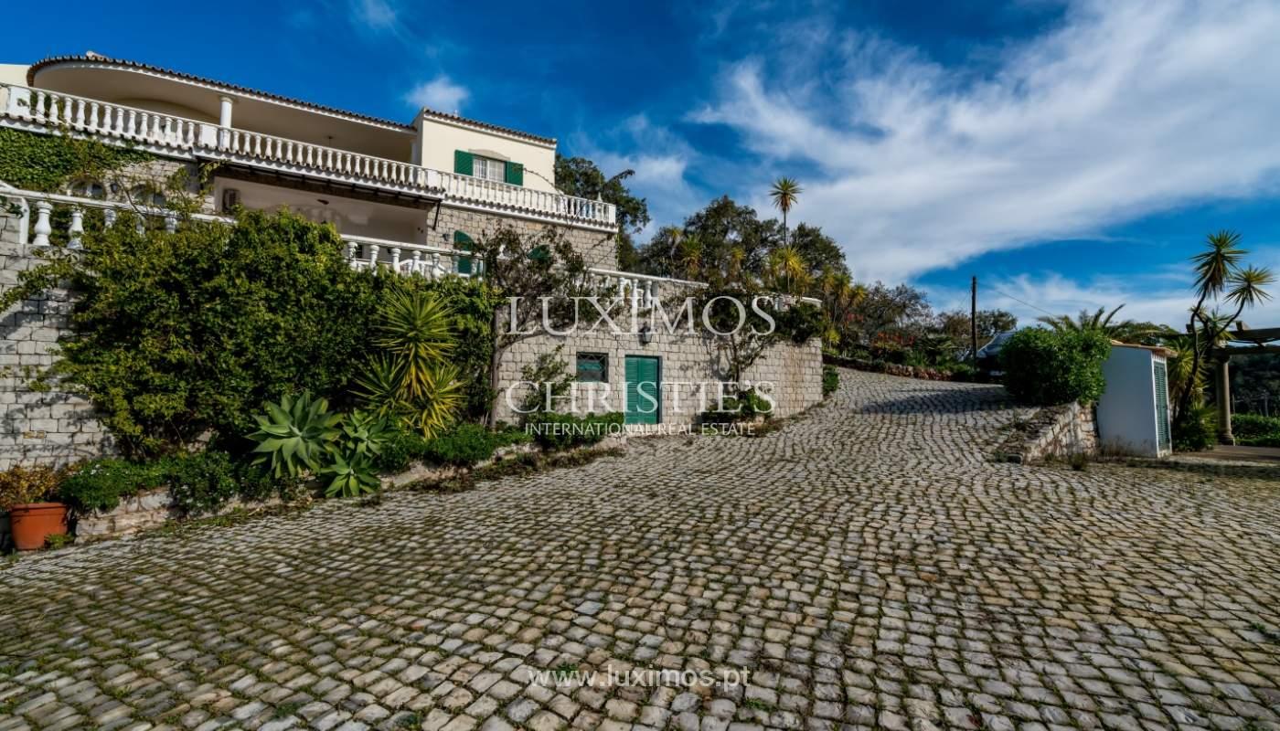 Sale of villa with pool in São Brás de Alportel, Algarve, Portugal_133672