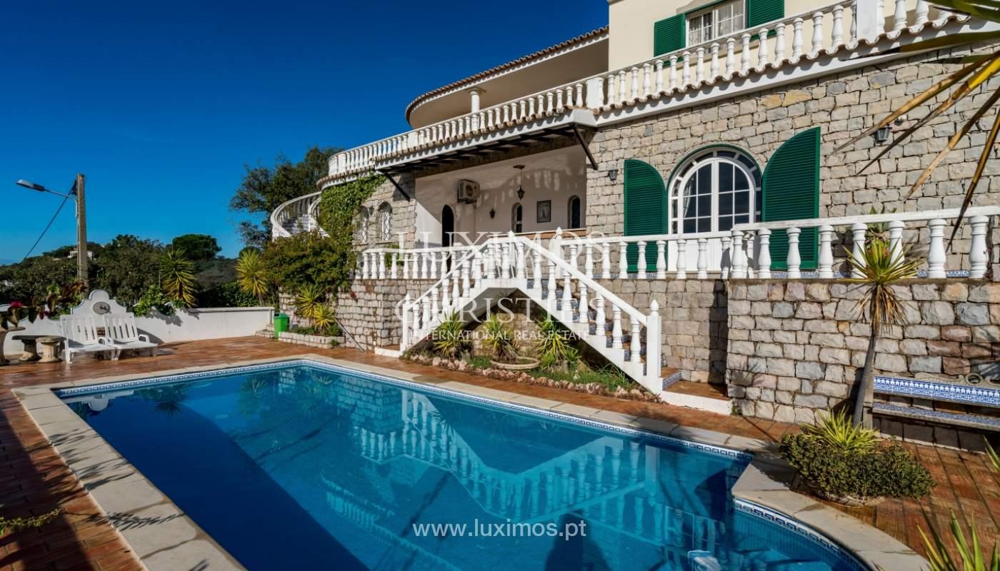 Sale of villa with pool in São Brás de Alportel, Algarve, Portugal_133675