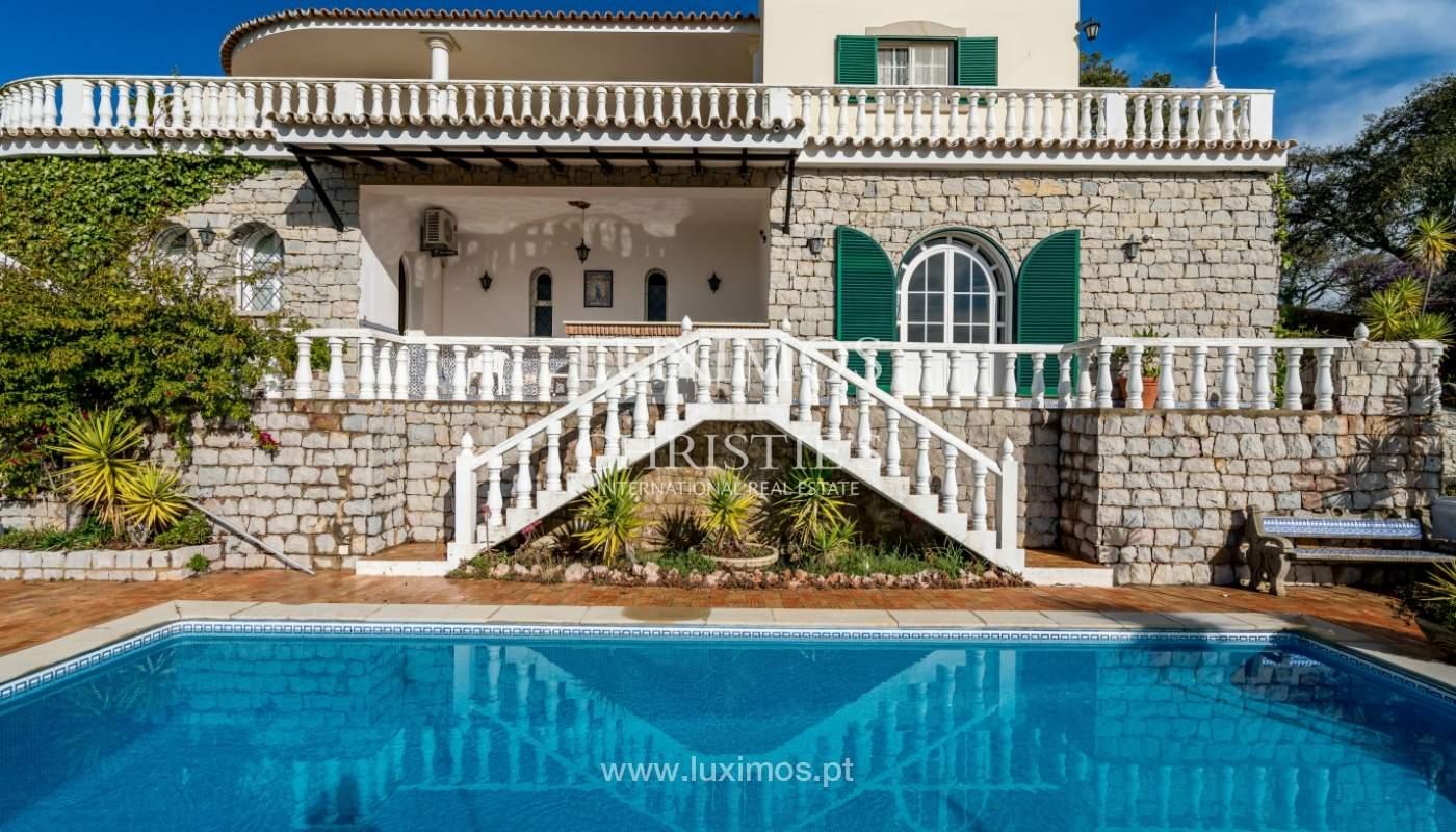 Sale of villa with pool in São Brás de Alportel, Algarve, Portugal_133679