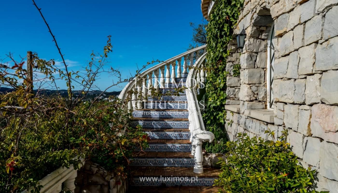 Sale of villa with pool in São Brás de Alportel, Algarve, Portugal_133684