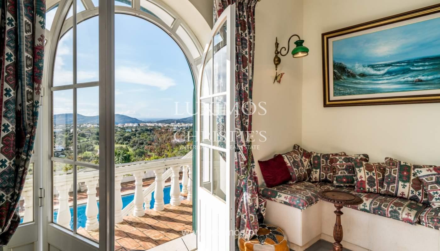 Sale of villa with pool in São Brás de Alportel, Algarve, Portugal_133687