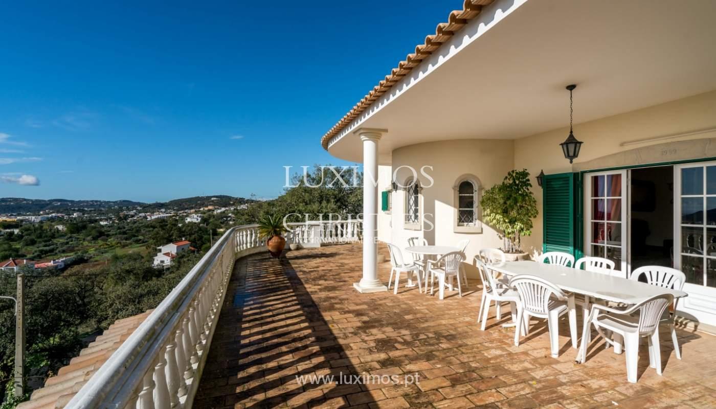 Sale of villa with pool in São Brás de Alportel, Algarve, Portugal_133700