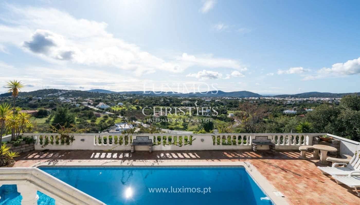 Sale of villa with pool in São Brás de Alportel, Algarve, Portugal_133721