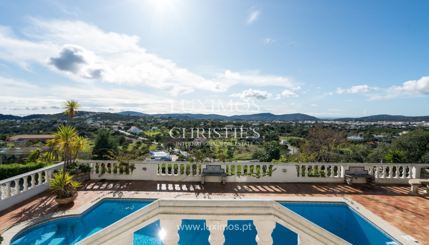 Sale of villa with pool in São Brás de Alportel, Algarve, Portugal_133723