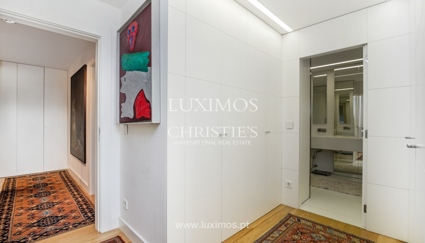 Apartamento de lujo, en venta, con vistas al mar, Foz do Douro, Portugal_133865