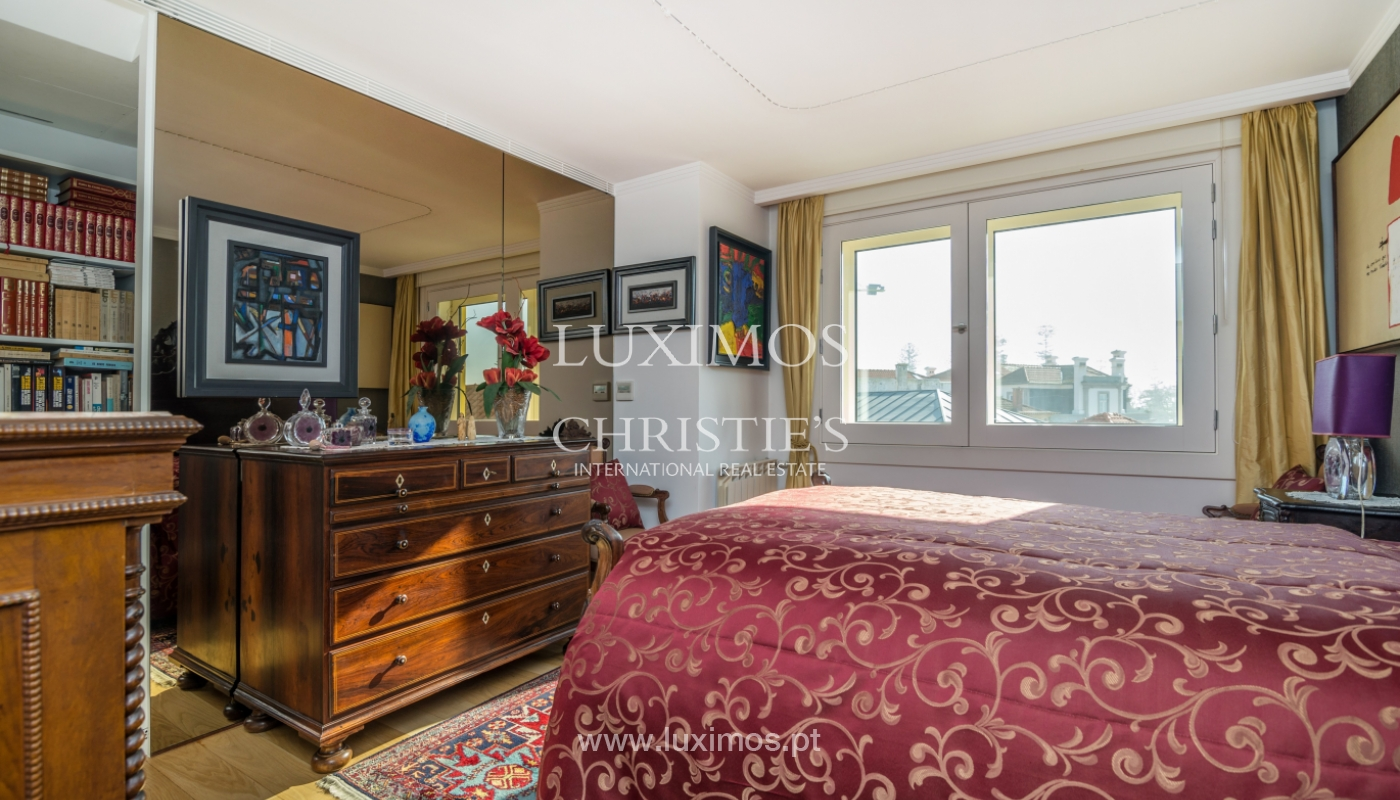 Apartamento de lujo, en venta, con vistas al mar, Foz do Douro, Portugal_133866