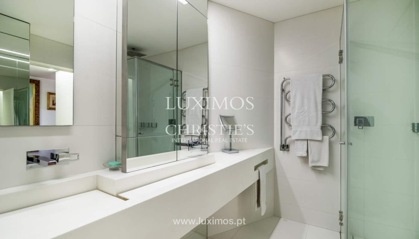 Apartamento de lujo, en venta, con vistas al mar, Foz do Douro, Portugal_133867