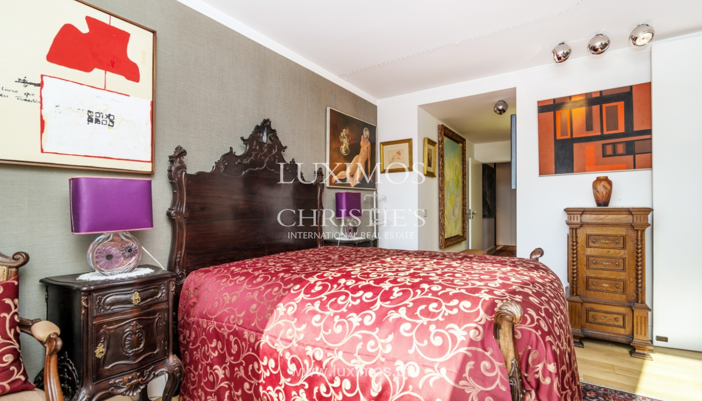 Apartamento de lujo, en venta, con vistas al mar, Foz do Douro, Portugal_133868