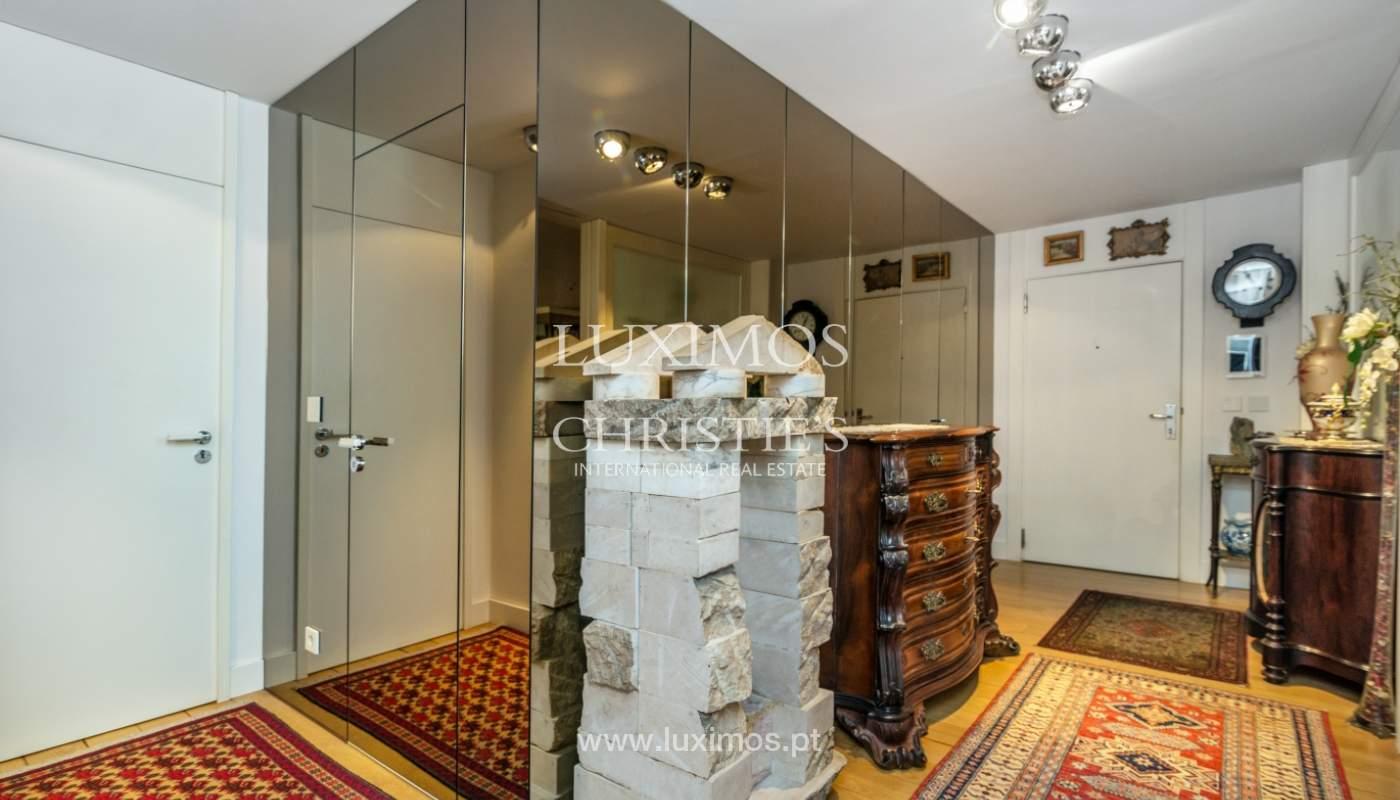 Apartamento de luxo, para venda, com vistas mar, na Foz do Douro_133874