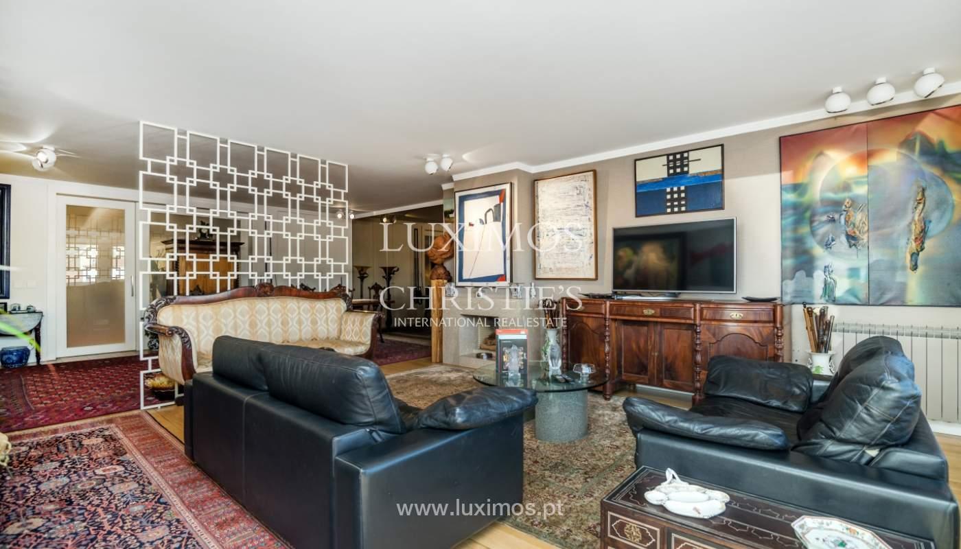 Apartamento de luxo, para venda, com vistas mar, na Foz do Douro_133878