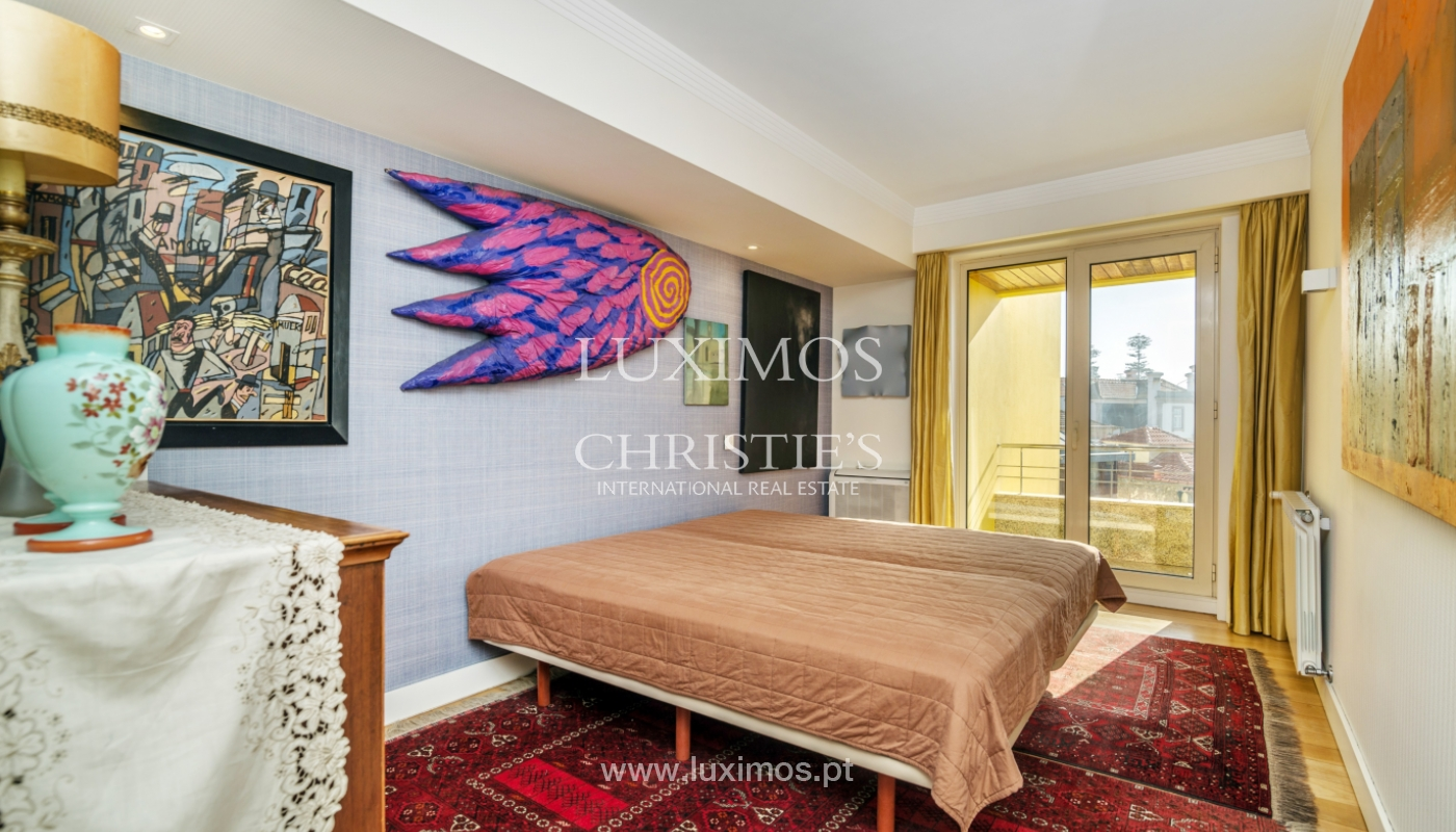 Apartamento de lujo, en venta, con vistas al mar, Foz do Douro, Portugal_133882