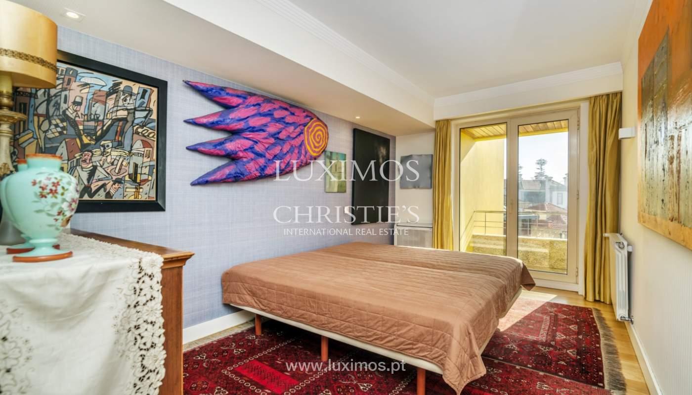 Apartamento de luxo, para venda, com vistas mar, na Foz do Douro_133882