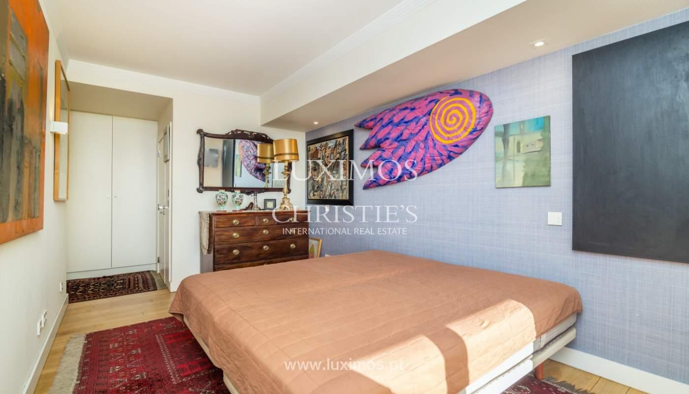 Apartamento de lujo, en venta, con vistas al mar, Foz do Douro, Portugal_133884