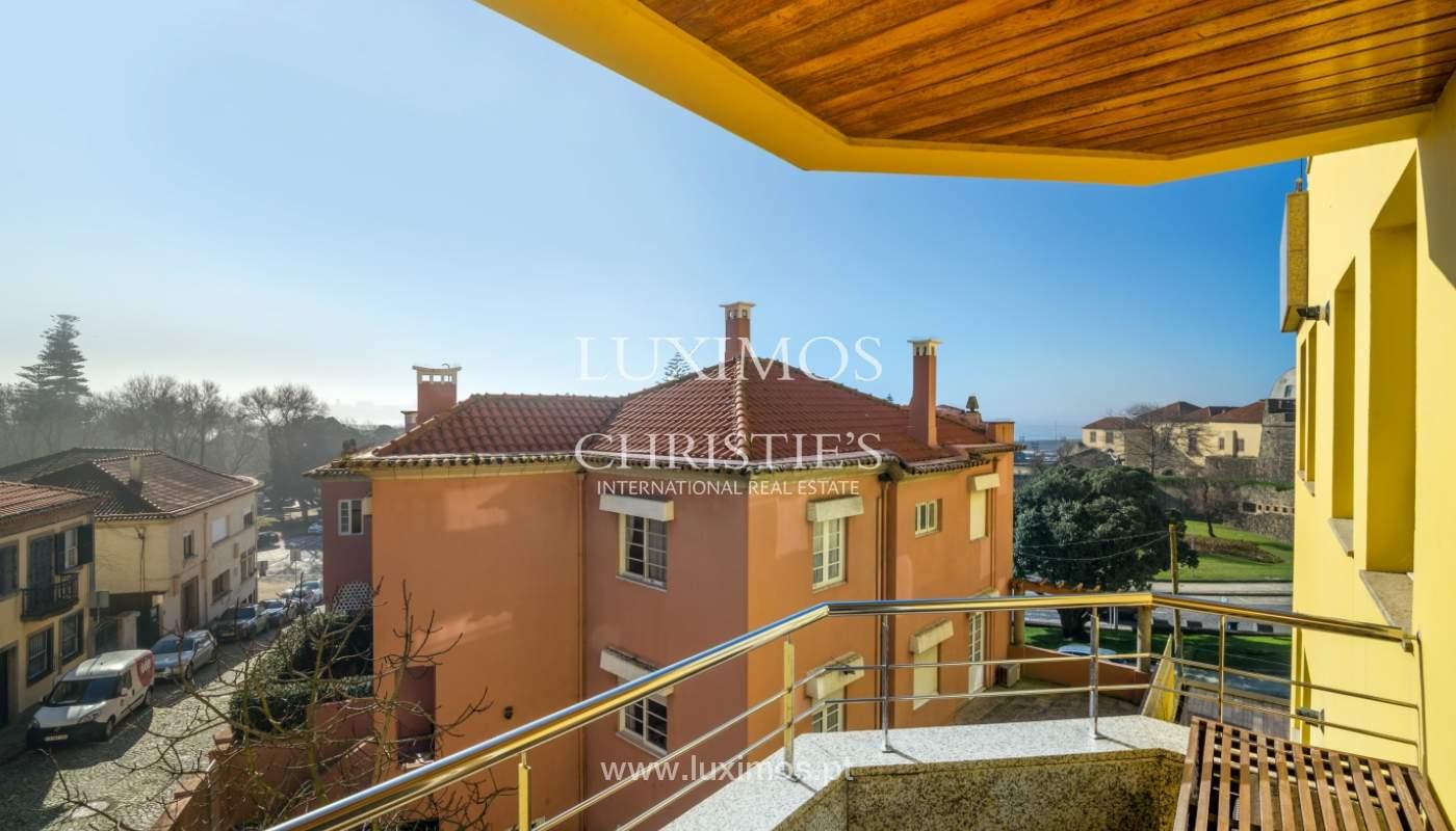 Apartamento de lujo, en venta, con vistas al mar, Foz do Douro, Portugal_133886