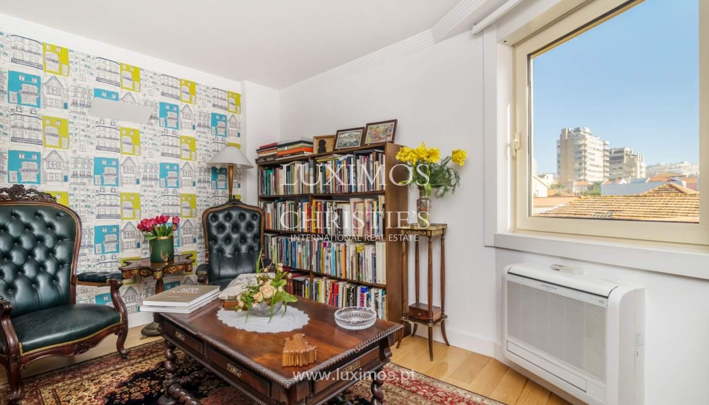 Apartamento de lujo, en venta, con vistas al mar, Foz do Douro, Portugal_133887