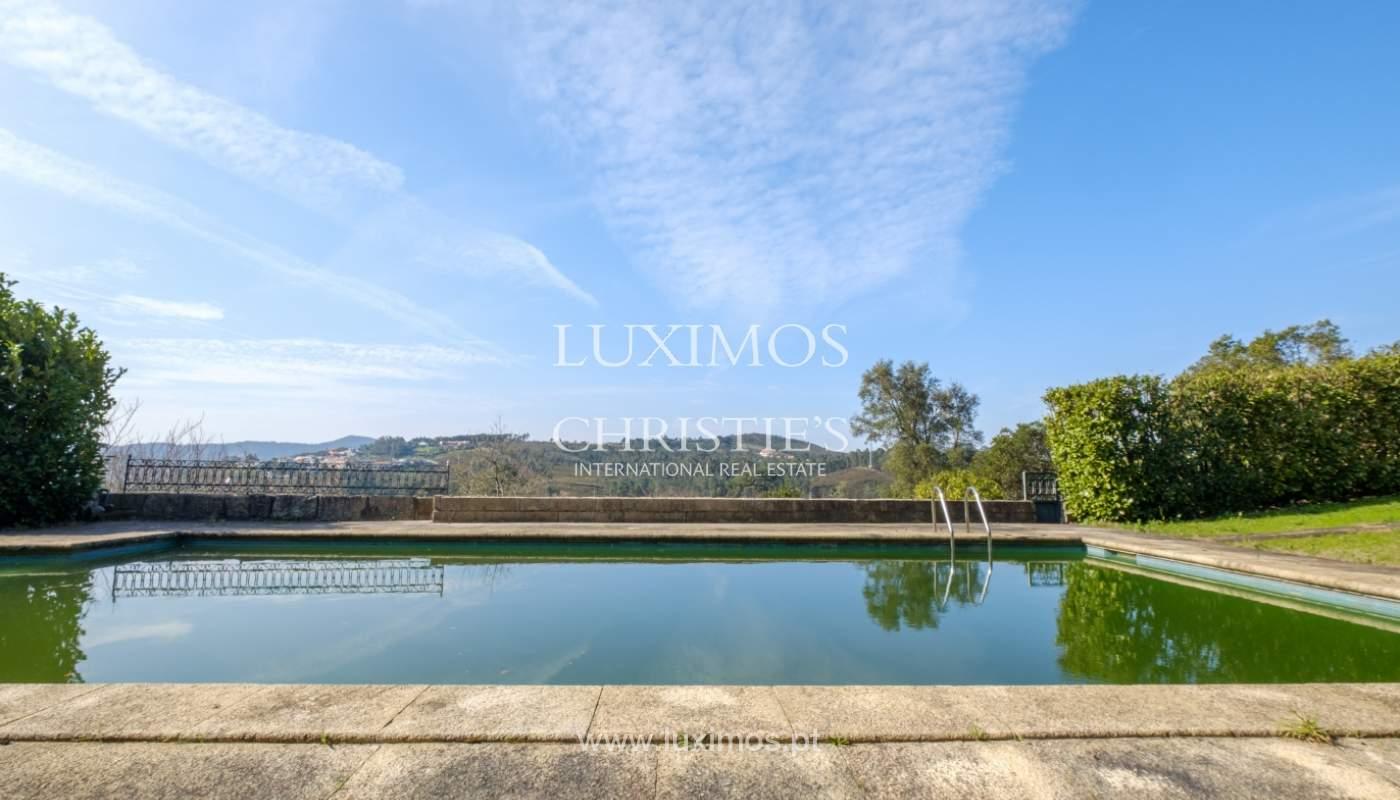 Vendre de petite ferme avec jardins et une piscine, Penafiel, Portugal_133942