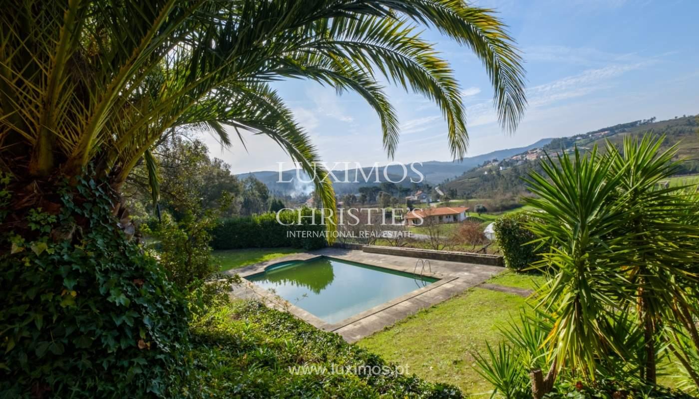 Vendre de petite ferme avec jardins et une piscine, Penafiel, Portugal_133944