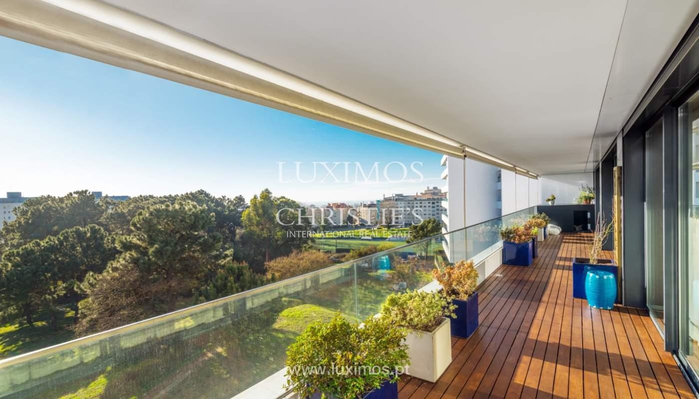 Ático de lujo, con impresionantes vistas al mar, Aldoar, Oporto, Portugal_134097