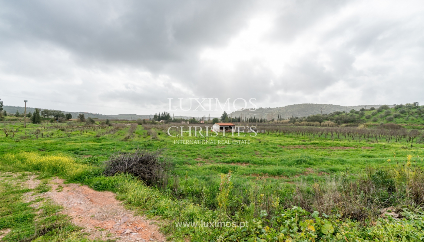 Sale of property with mountain views in Silves, Algarve, Portugal_134227
