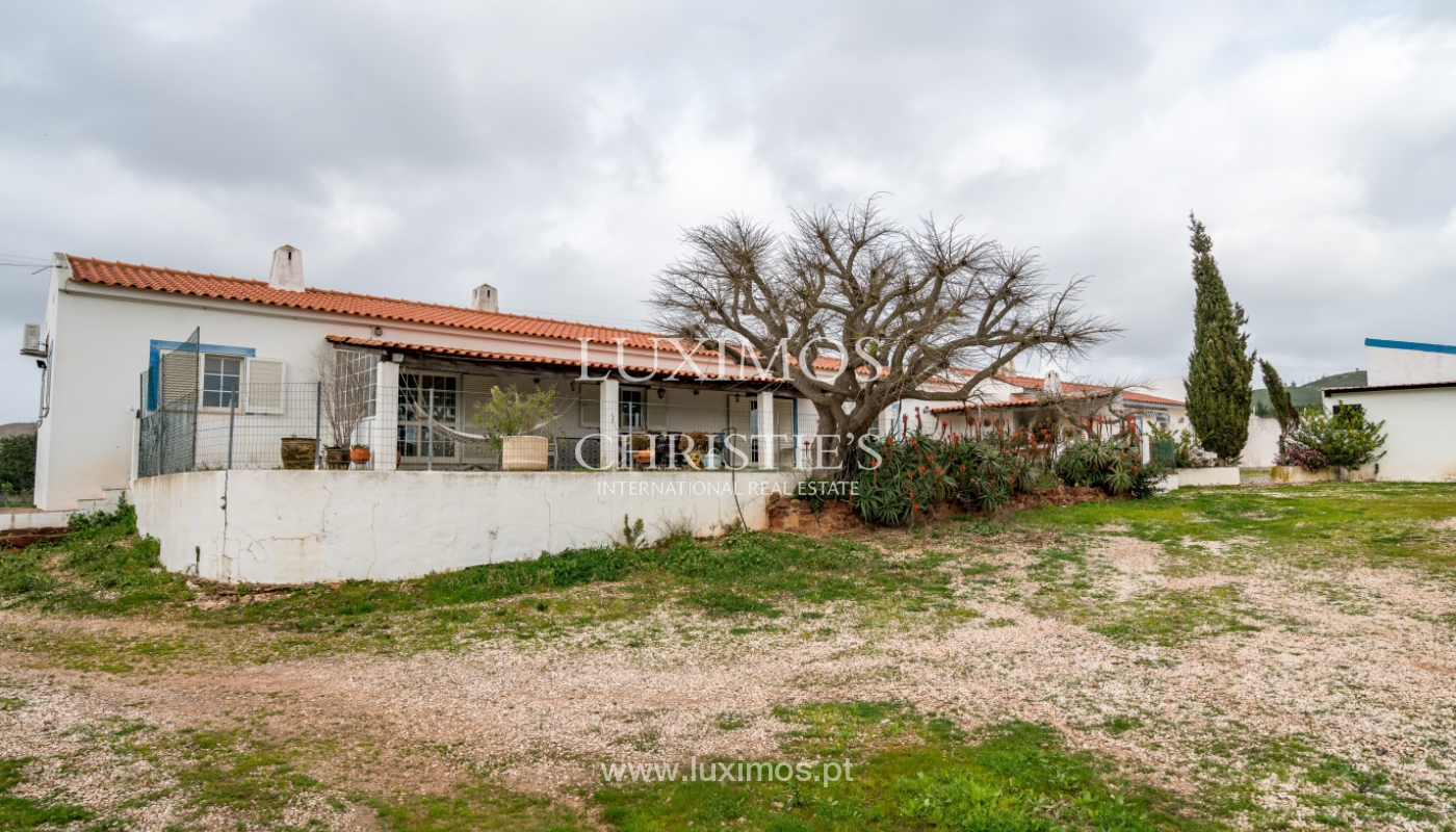 Sale of property with mountain views in Silves, Algarve, Portugal_134229