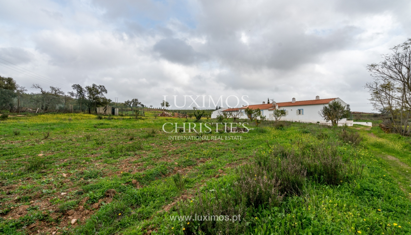 Sale of property with mountain views in Silves, Algarve, Portugal_134230