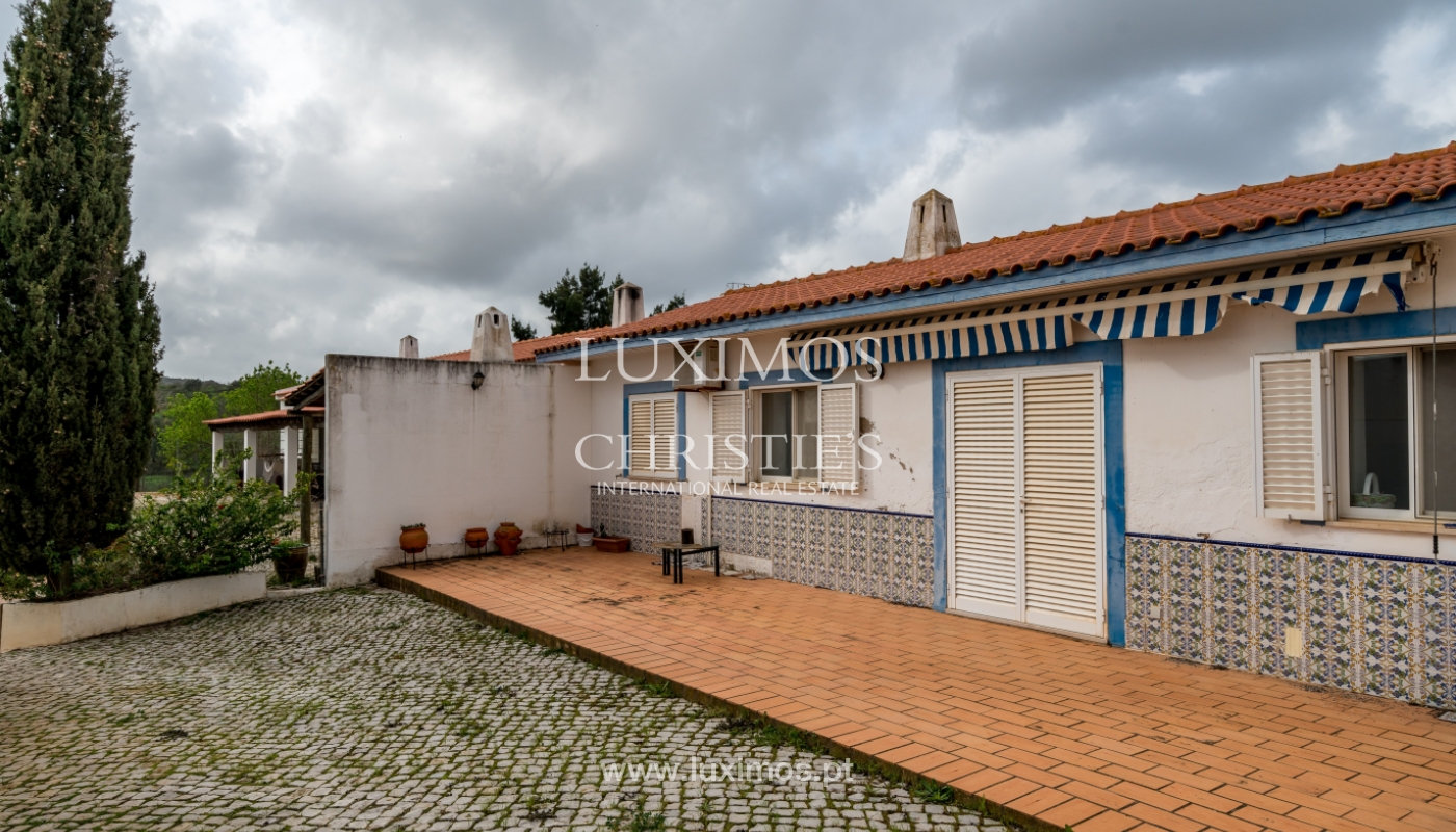 Sale of property with mountain views in Silves, Algarve, Portugal_134241