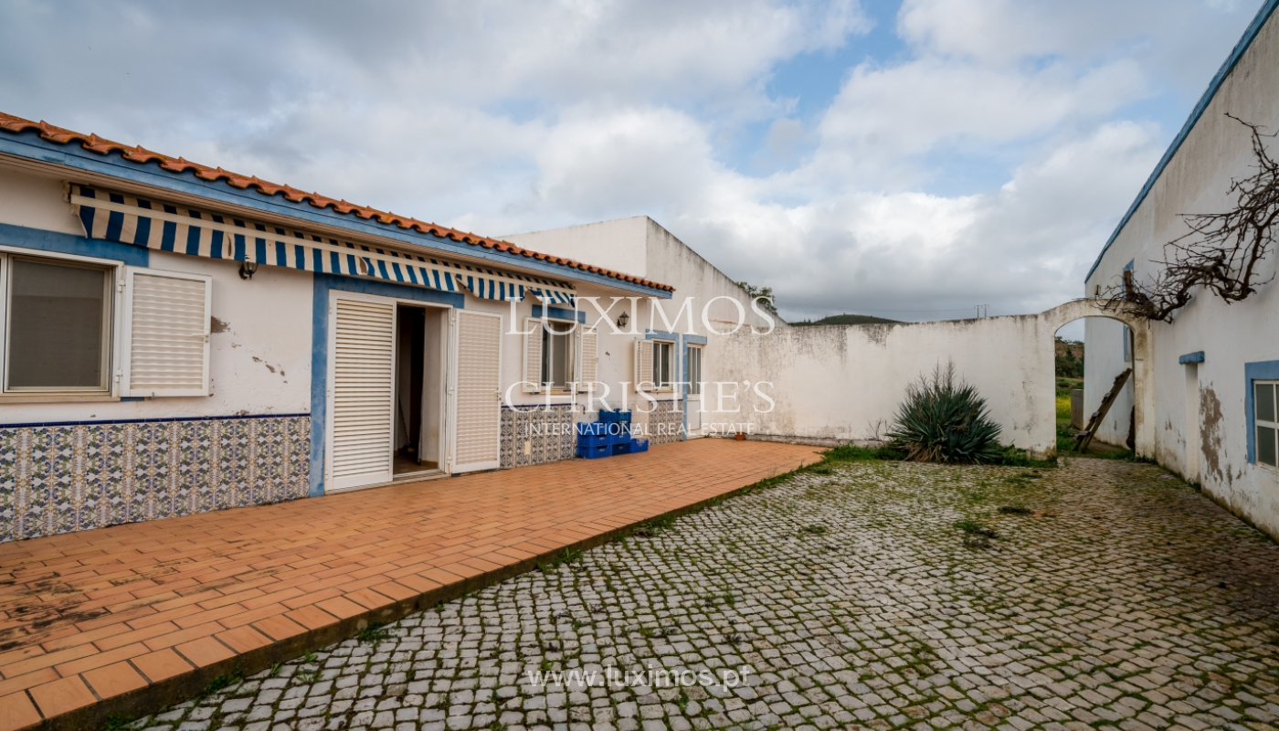 Sale of property with mountain views in Silves, Algarve, Portugal_134256