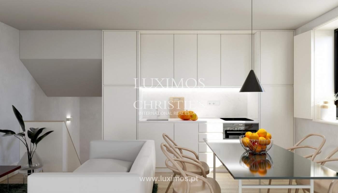 Appartement duplex neuf et moderne avec patio, à vendre au Porto, Portugal_134268
