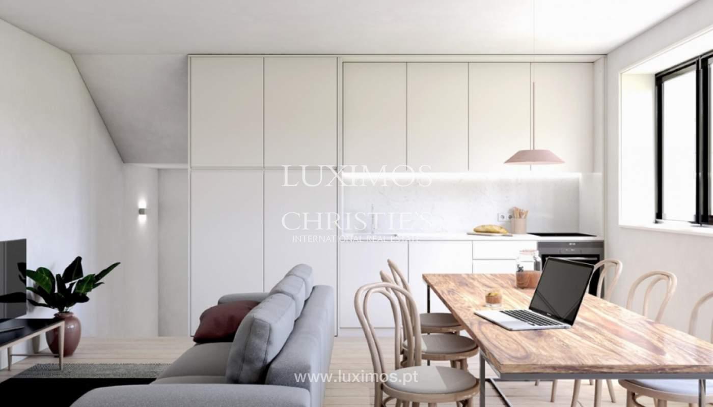 Venda de apartamento novo e moderno, no centro do Porto_134270