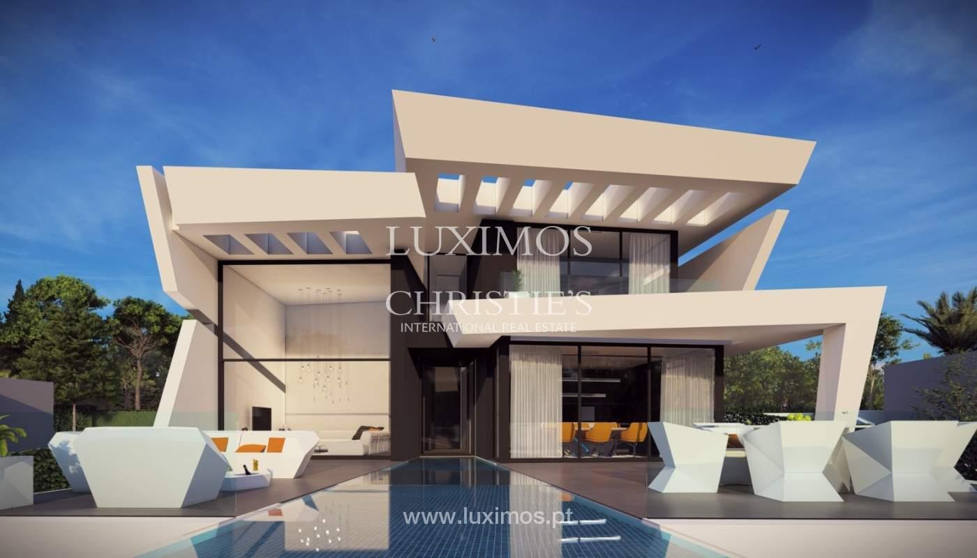 Venda de moradia contemporânea com piscina em Vilamoura, Algarve_134530