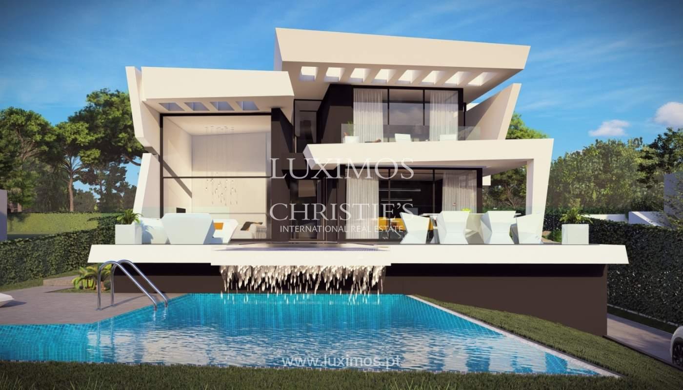 Venda de moradia contemporânea com piscina em Vilamoura, Algarve_134532