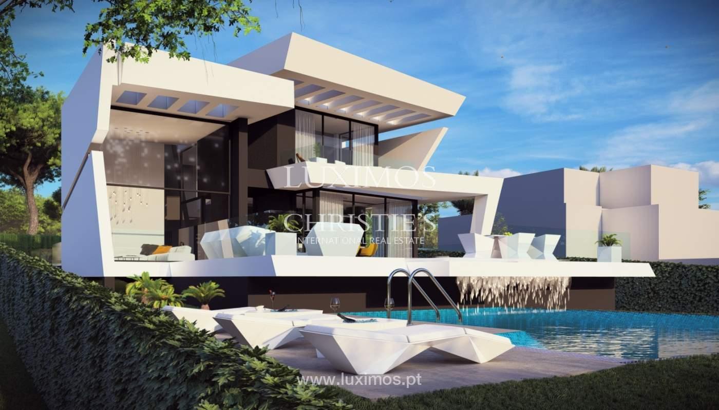 Venda de moradia contemporânea com piscina em Vilamoura, Algarve_134534