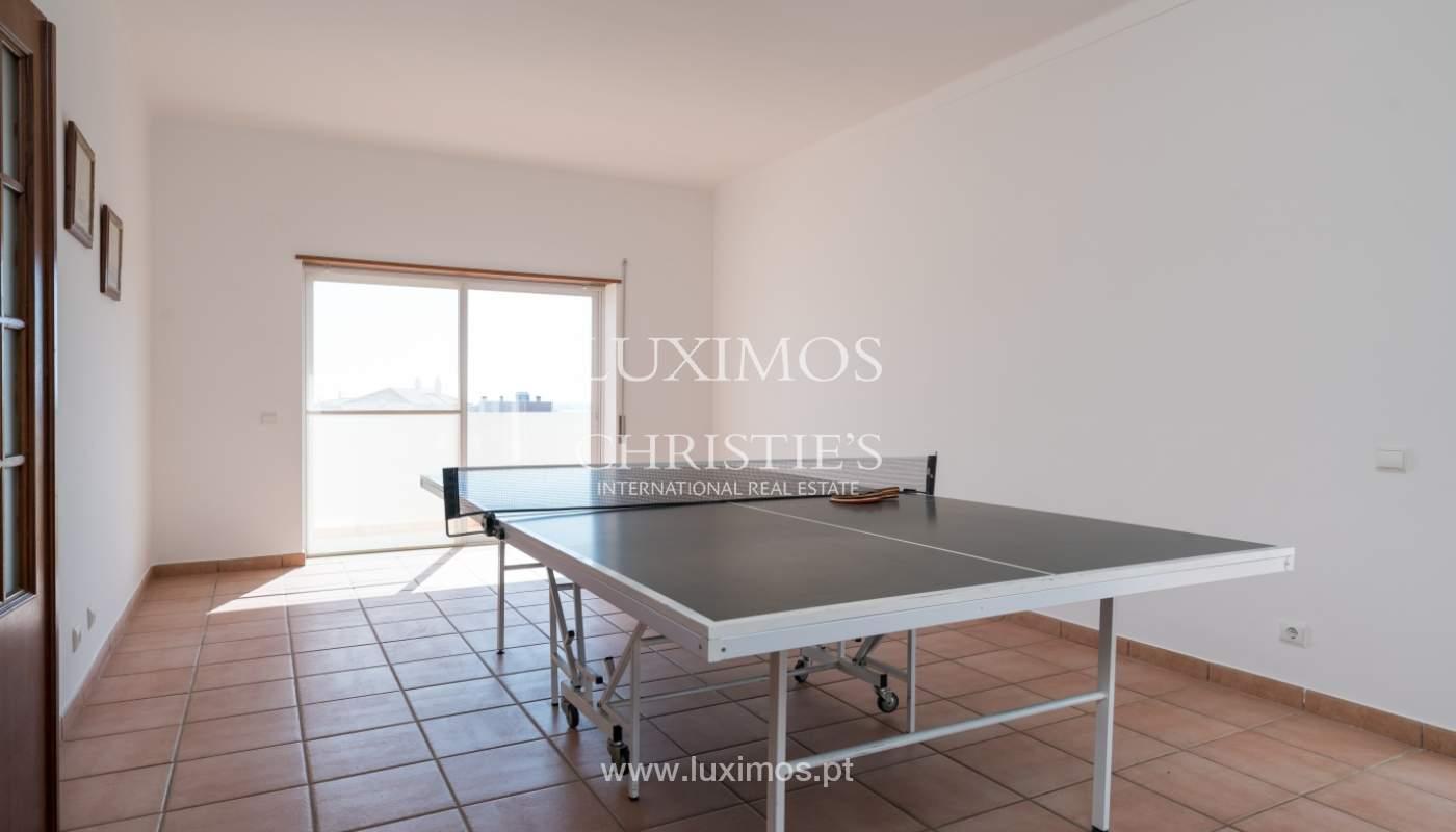 Venda de moradia com piscina e jardim em Altura, Castro Marim, Algarve_134572
