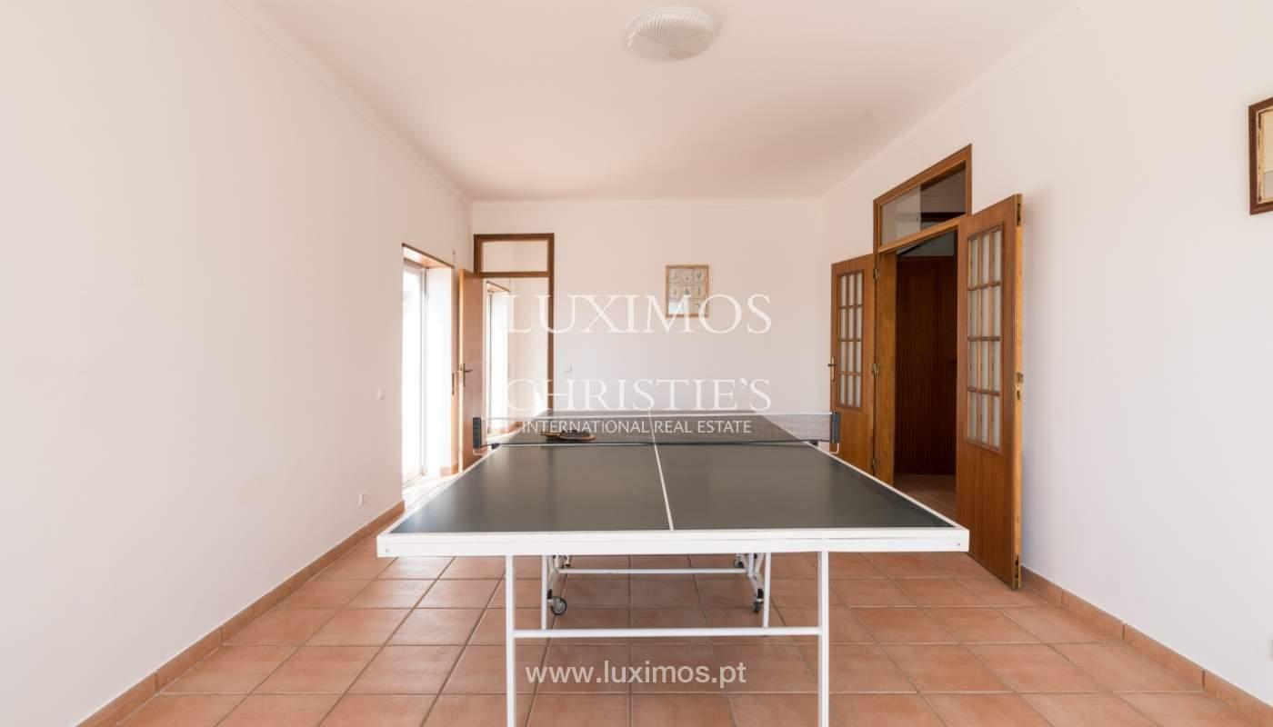 Venda de moradia com piscina e jardim em Altura, Castro Marim, Algarve_134576