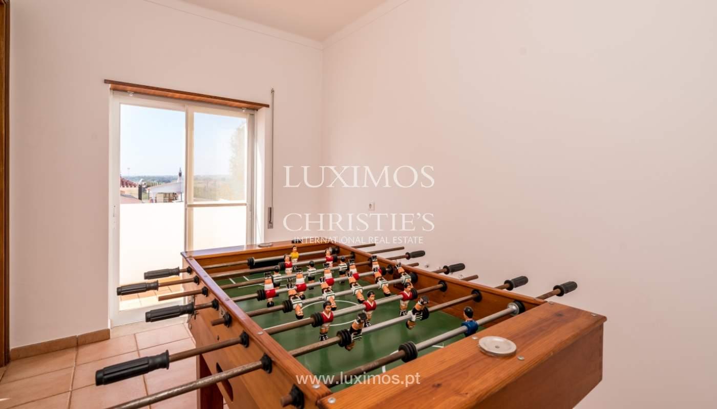 Venda de moradia com piscina e jardim em Altura, Castro Marim, Algarve_134577
