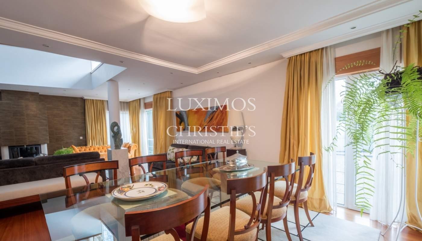 Verkauf einer zeitgenössischen Luxusvilla in Vila Nova de Gaia, Portugal_134623