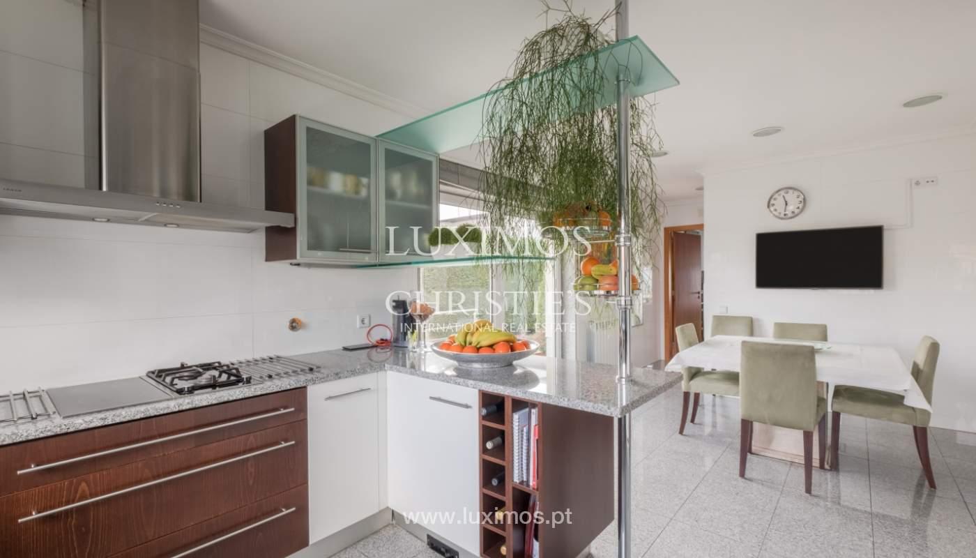 Verkauf einer zeitgenössischen Luxusvilla in Vila Nova de Gaia, Portugal_134634