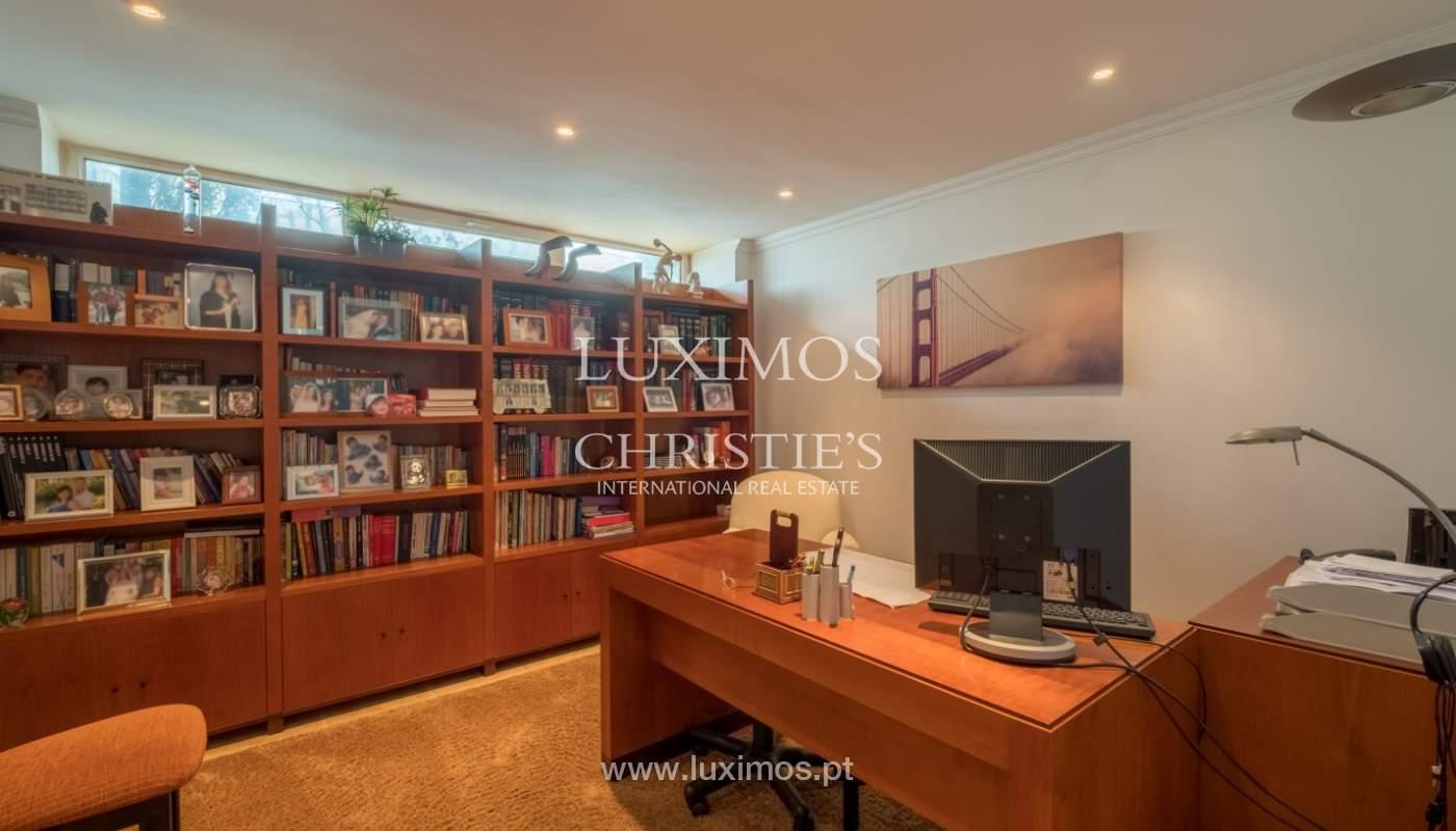 Verkauf einer zeitgenössischen Luxusvilla in Vila Nova de Gaia, Portugal_134640