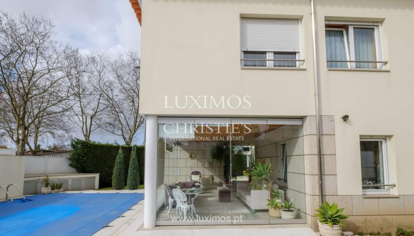 Verkauf einer zeitgenössischen Luxusvilla in Vila Nova de Gaia, Portugal_134649