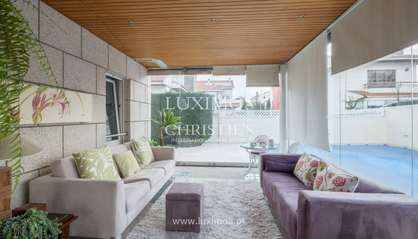 Verkauf einer zeitgenössischen Luxusvilla in Vila Nova de Gaia, Portugal_134694