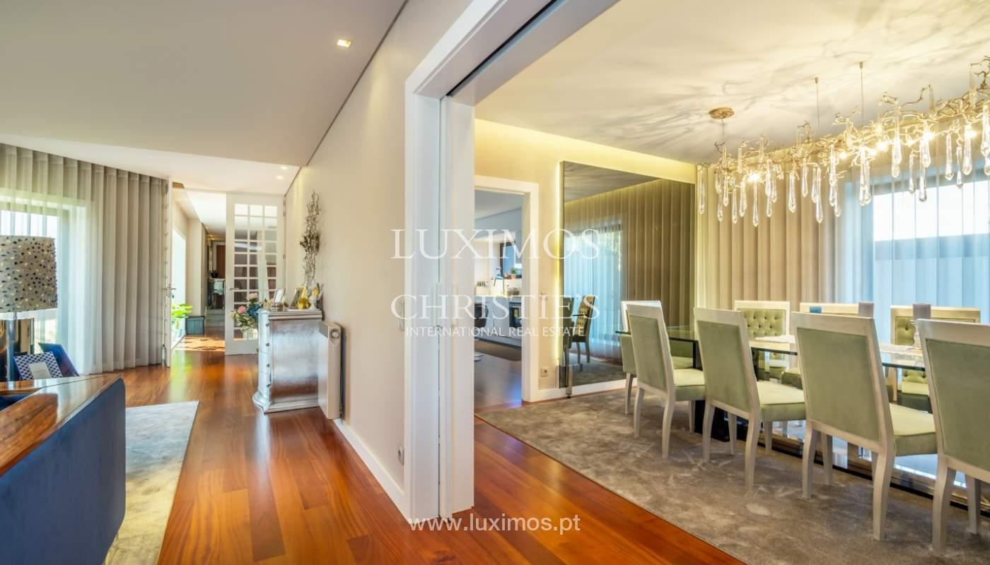Moderne und luxuriöse Villa, mit Garten und Pool, in Porto, Portugal_134709