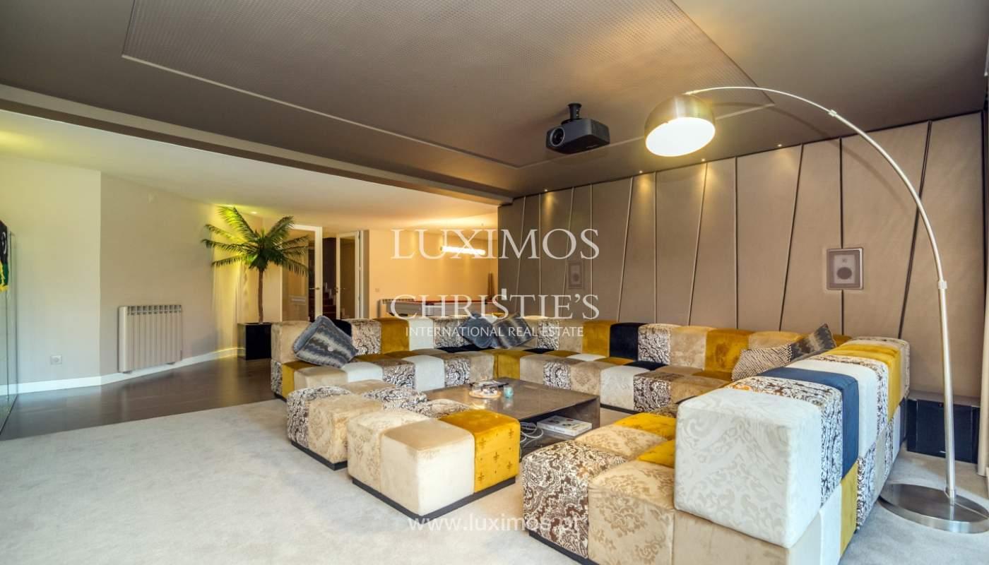 Moderne und luxuriöse Villa, mit Garten und Pool, in Porto, Portugal_134724