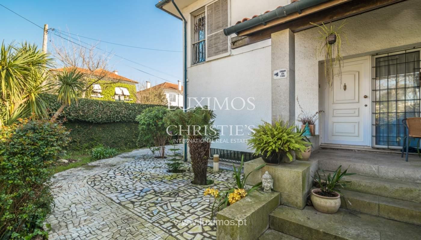 3-Fronten-Haus mit Garten, in Lordelo do Ouro, Porto, Portugal_134767