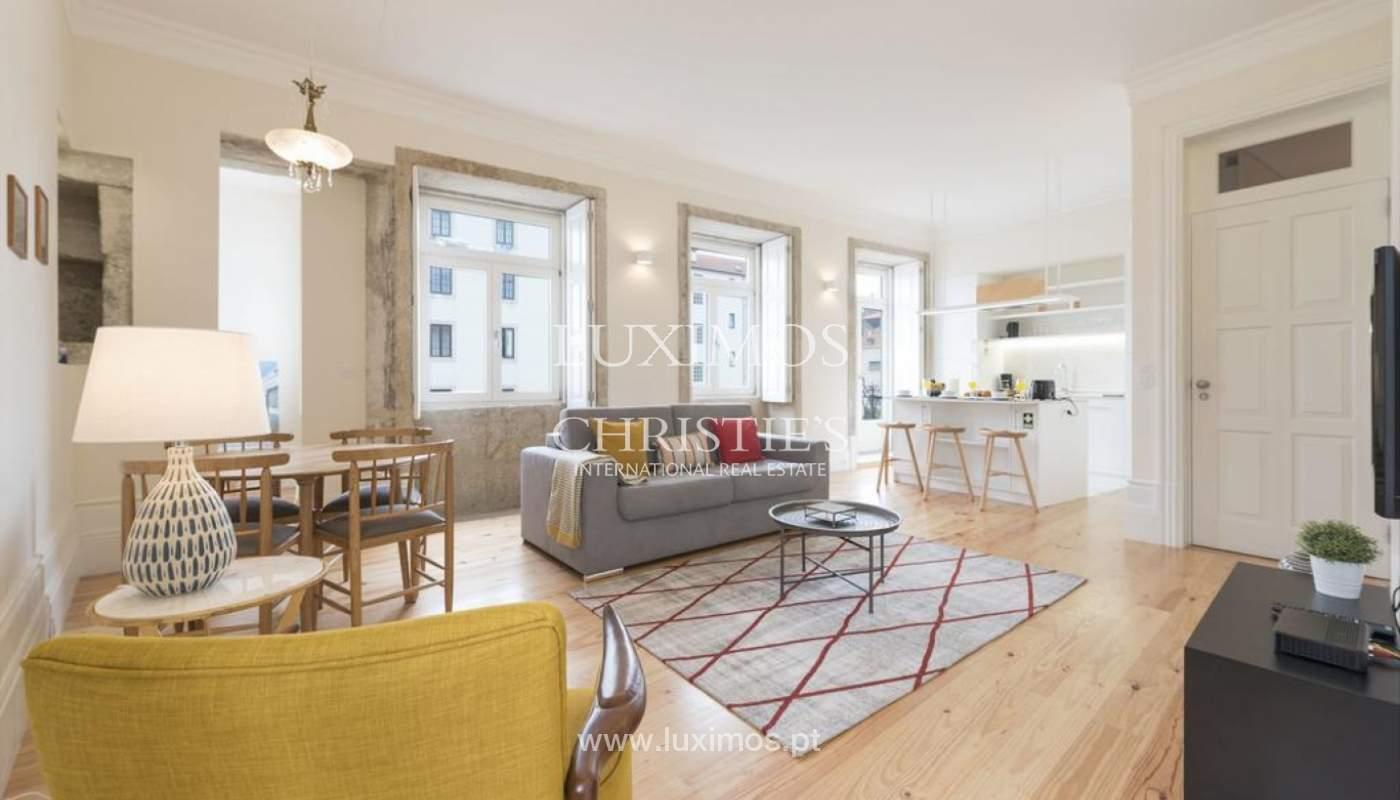 Venta de apartamento renovado, cerca de la zona histórica de Porto, Portugal_134842